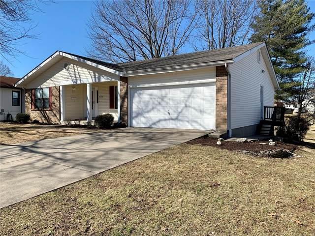 3321 Kingsley Drive, Florissant, MO 63033 (#21012066) :: Clarity Street Realty