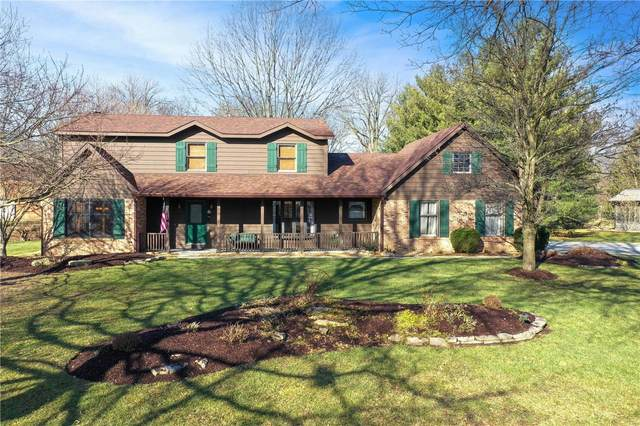 1 Sugar Lane, Collinsville, IL 62234 (#21012082) :: Tarrant & Harman Real Estate and Auction Co.