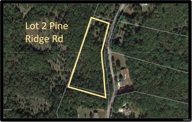 2 Pine Ridge Rd, Festus, MO 63028 (#21012083) :: Century 21 Advantage