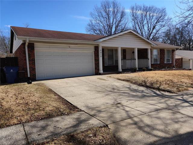 14470 Mondoubleau, Unincorporated, MO 63034 (#21012085) :: Matt Smith Real Estate Group
