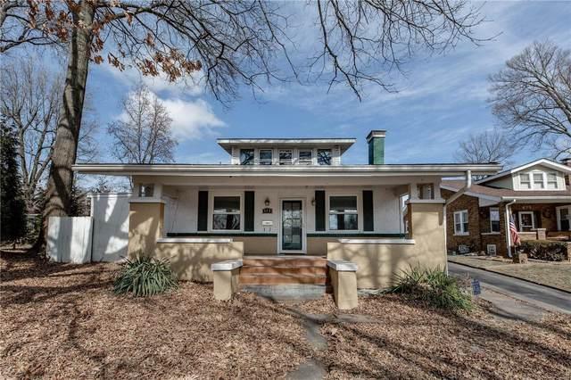 665 Chapman, Edwardsville, IL 62025 (#21012108) :: Tarrant & Harman Real Estate and Auction Co.