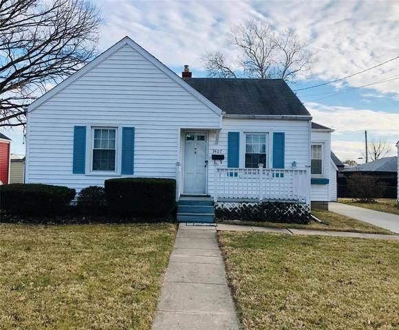 3407 Leo, Alton, IL 62002 (#21012112) :: Kelly Hager Group | TdD Premier Real Estate