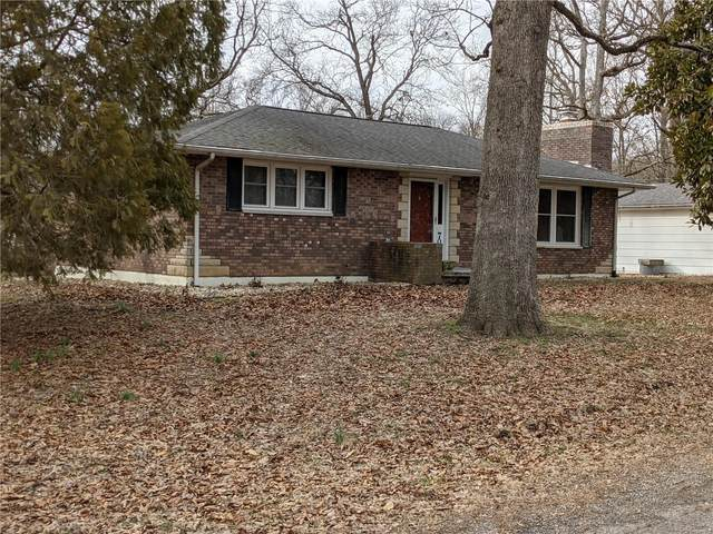 707 S Red Bud Lane, OKAWVILLE, IL 62271 (#21012129) :: Walker Real Estate Team