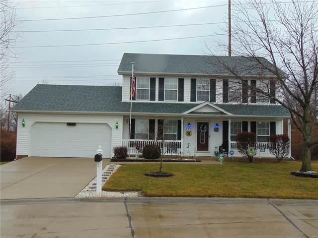 777 Cedar Mill Drive, Shiloh, IL 62221 (#21012154) :: Hartmann Realtors Inc.