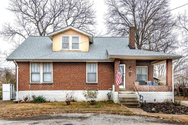 2128 Richert Place, St Louis, MO 63143 (#21012171) :: Parson Realty Group