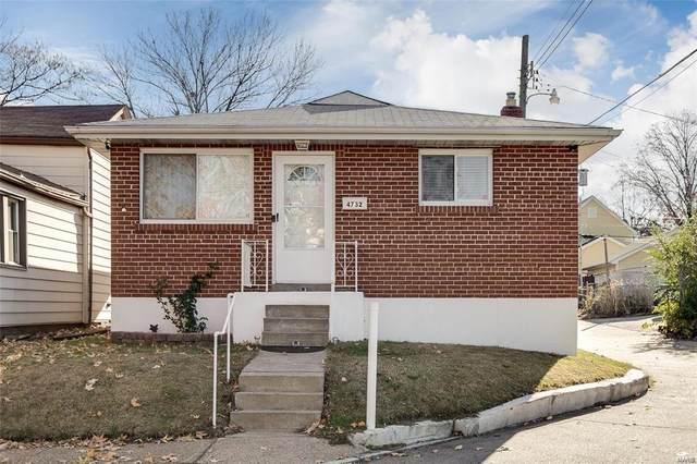 4732 Varrelmann Avenue, St Louis, MO 63116 (#21012207) :: RE/MAX Professional Realty
