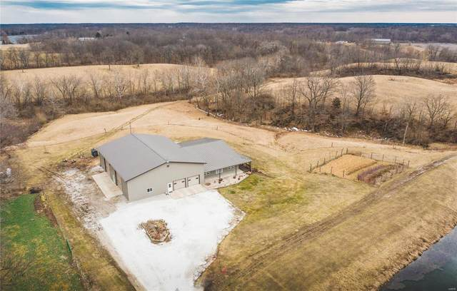 12141 Country Loop, Palmyra, IL 62674 (#21012218) :: Clarity Street Realty