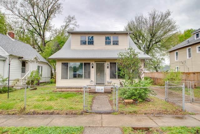 417 Monroe Street, East Alton, IL 62024 (#21012223) :: Parson Realty Group