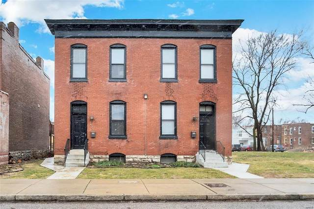 4426 Manchester Avenue, St Louis, MO 63110 (#21012231) :: RE/MAX Professional Realty