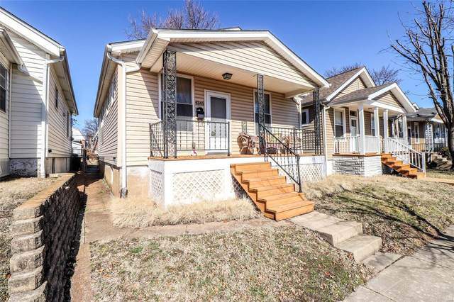 4345 Wallace Street, St Louis, MO 63116 (#21012257) :: RE/MAX Professional Realty