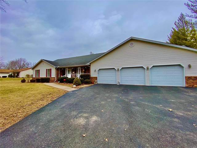 1804 E Spring Garden Road, MARION, IL 62959 (#21012268) :: Clarity Street Realty