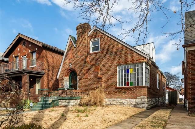 5625 Finkman Street, St Louis, MO 63109 (#21012273) :: Clarity Street Realty