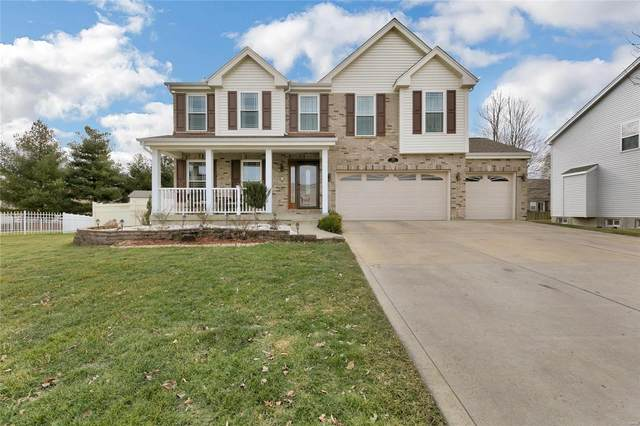 920 Fields End Court, Fairview Heights, IL 62208 (#21012284) :: RE/MAX Professional Realty