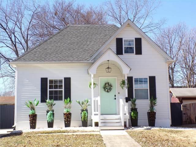 139 Columbia Avenue, Edwardsville, IL 62040 (#21012300) :: Matt Smith Real Estate Group