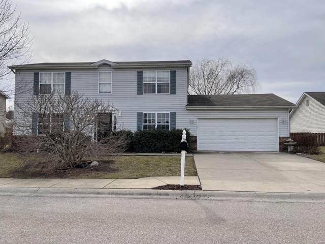 421 Audry Drive, Dupo, IL 62239 (#21012301) :: RE/MAX Professional Realty