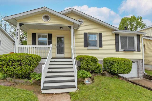 7518 Weaver Avenue, St Louis, MO 63143 (#21012308) :: Terry Gannon | Re/Max Results