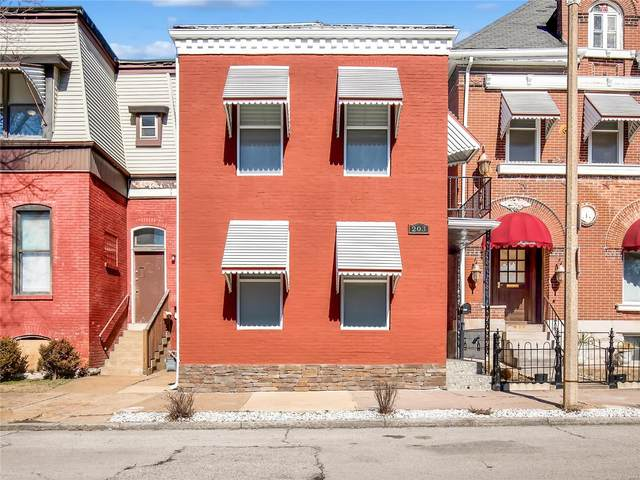 203 Schirmer Street, St Louis, MO 63111 (#21012342) :: Tarrant & Harman Real Estate and Auction Co.