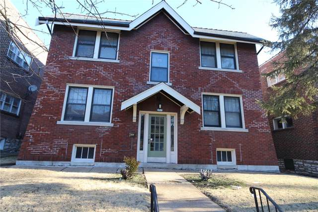 4451 Russell, St Louis, MO 63110 (#21012354) :: RE/MAX Professional Realty