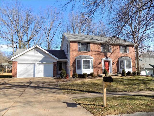 846 Country Stone Drive, Manchester, MO 63021 (#21012357) :: Matt Smith Real Estate Group