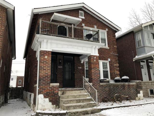 5068 Lindenwood Avenue, St Louis, MO 63109 (#21012374) :: RE/MAX Professional Realty