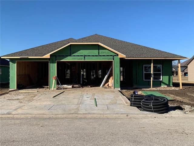 7419 Clarence Court, Glen Carbon, IL 62034 (#21012377) :: Hartmann Realtors Inc.