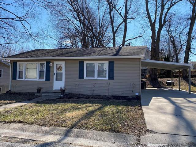736 State Street, Hannibal, MO 63401 (#21012378) :: RE/MAX Professional Realty