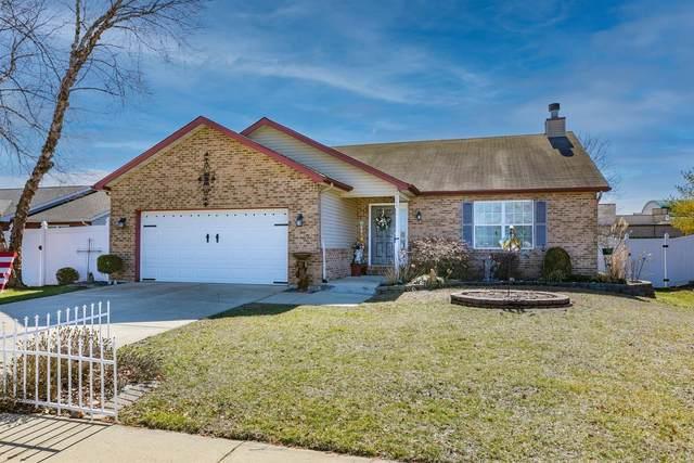 665 Aladar Drive, O'Fallon, IL 62269 (#21012392) :: The Becky O'Neill Power Home Selling Team