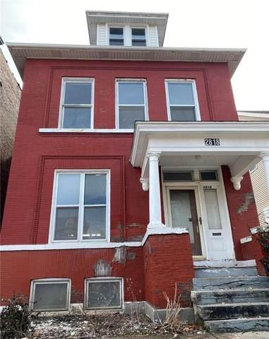 2818 Saint Vincent Avenue, St Louis, MO 63104 (#21012393) :: Parson Realty Group