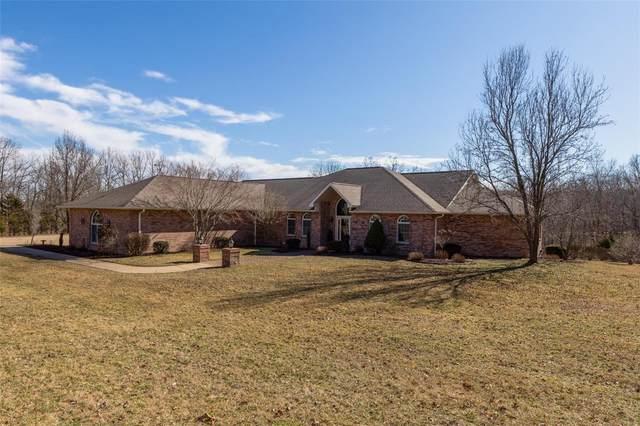 404 Silver Creek, Farmington, MO 63640 (#21012424) :: Friend Real Estate