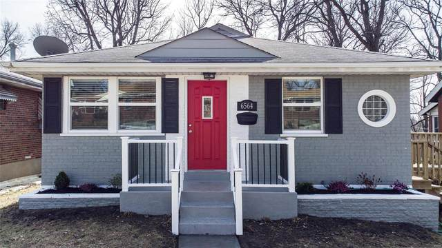 6564 Marmaduke Avenue, St Louis, MO 63139 (#21012433) :: Kelly Hager Group | TdD Premier Real Estate