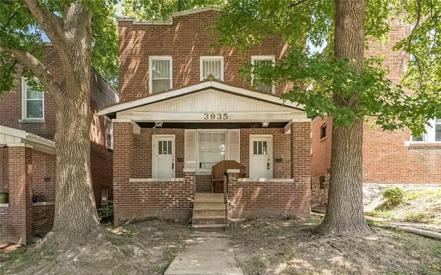 3935 Potomac, St Louis, MO 63116 (#21012437) :: Clarity Street Realty