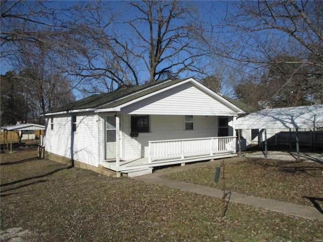 202 W Margaret, Salem, MO 65560 (#21012440) :: Clarity Street Realty