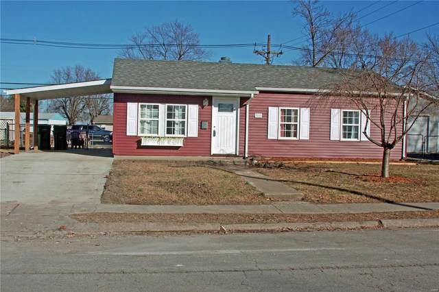3008 Edgewood Avenue, Granite City, IL 62040 (#21012443) :: Hartmann Realtors Inc.