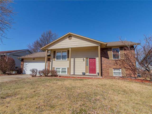 12 Vanguard Drive, Saint Peters, MO 63376 (#21012446) :: The Becky O'Neill Power Home Selling Team