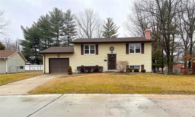 4802 Snow White, Alton, IL 62002 (#21012454) :: Tarrant & Harman Real Estate and Auction Co.
