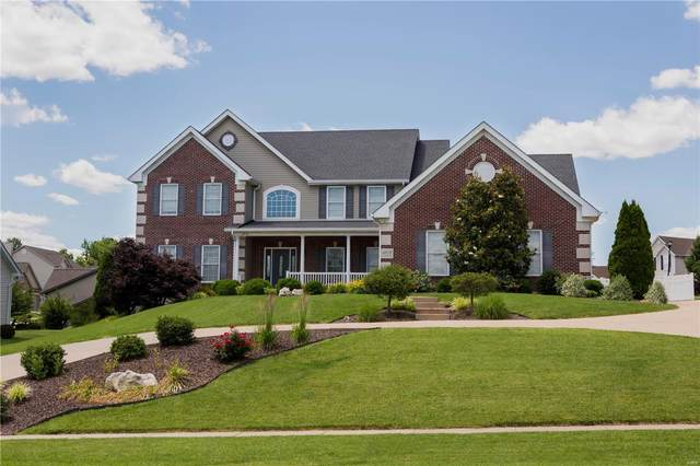 4979 Ambs Road, St Louis, MO 63128 (#21012486) :: The Becky O'Neill Power Home Selling Team