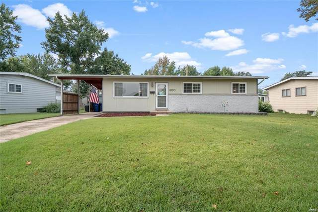 650 Starlet Drive, Florissant, MO 63031 (#21012493) :: Matt Smith Real Estate Group