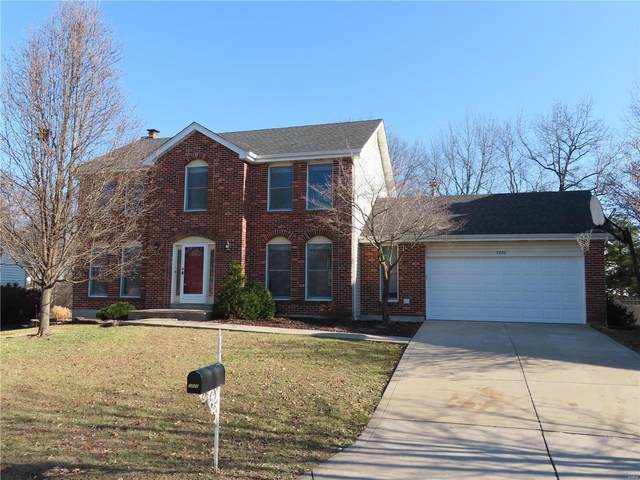 7220 Sweetcider Lane, O'Fallon, MO 63368 (#21012497) :: RE/MAX Vision