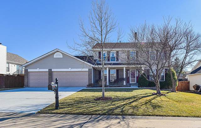 506 Pinehurst Woods Court, O'Fallon, MO 63366 (#21012498) :: Reconnect Real Estate