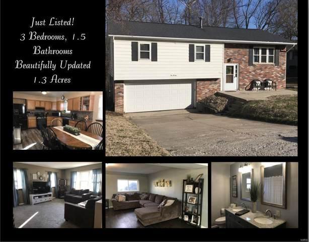 120 Elliot, Collinsville, IL 62234 (#21012499) :: Tarrant & Harman Real Estate and Auction Co.