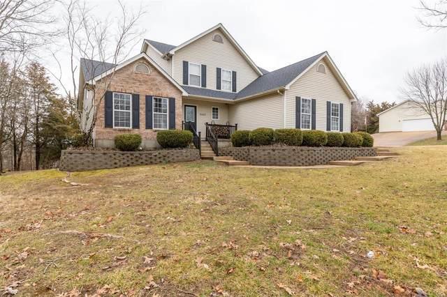 9543 Easy Street, Hillsboro, MO 63050 (#21012519) :: Matt Smith Real Estate Group