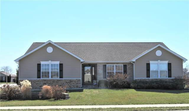 9652 Weatherby St, Mascoutah, IL 62258 (#21012528) :: Kelly Hager Group | TdD Premier Real Estate