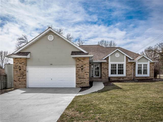 130 Dunwoody Drive, Glen Carbon, IL 62034 (#21012544) :: The Becky O'Neill Power Home Selling Team
