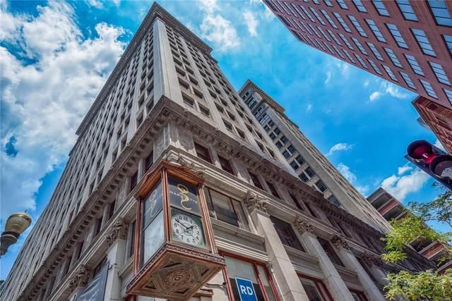 314 N Broadway #1003, St Louis, MO 63102 (#21012551) :: Friend Real Estate
