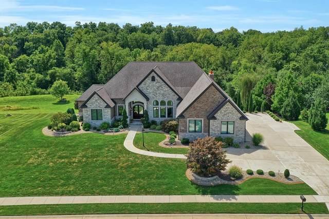 8416 Rock Ridge, Edwardsville, IL 62025 (#21012552) :: Clarity Street Realty