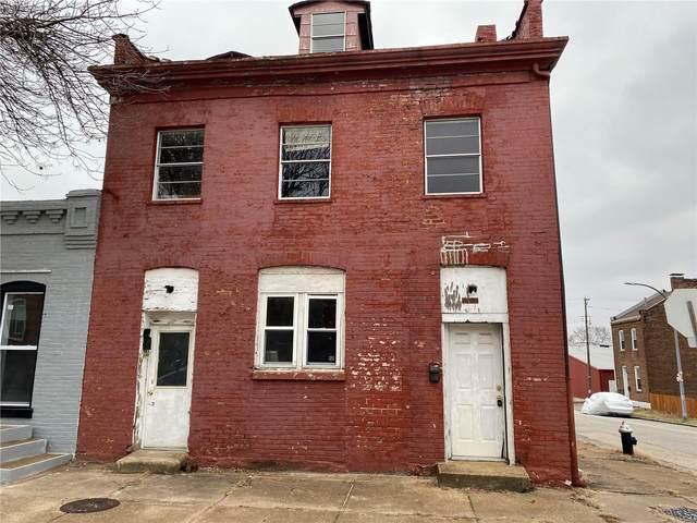 6928 Minnesota Avenue, St Louis, MO 63111 (#21012553) :: Matt Smith Real Estate Group
