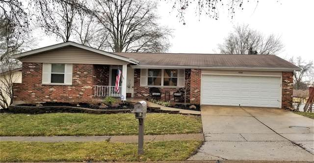 4362 Ironside Lane, St Louis, MO 63128 (#21012559) :: Clarity Street Realty