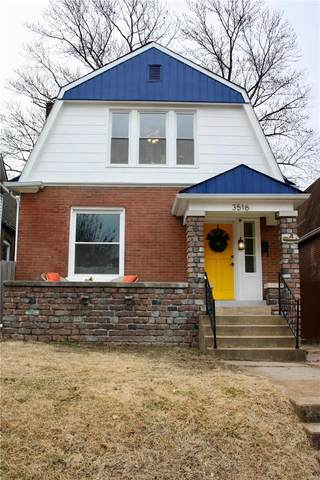 3516 Pennsylvania Avenue, St Louis, MO 63118 (#21012560) :: RE/MAX Vision