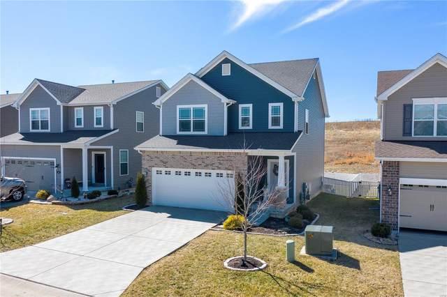110 Katiemist Drive, Saint Peters, MO 63376 (#21012572) :: Matt Smith Real Estate Group