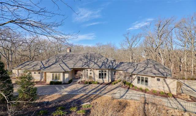 35 Chesterfield Lakes, Chesterfield, MO 63005 (#21012590) :: Clarity Street Realty